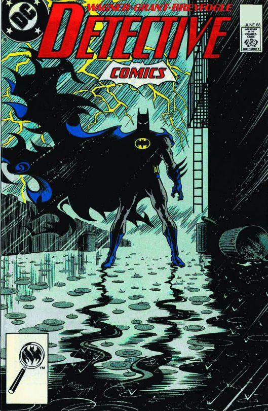 При чем здесь бэтмен?