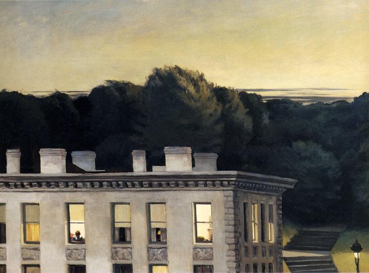house-at-dusk